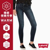 鉛筆褲 / 710™ 中腰超緊身窄管 / Warm Jeans保暖機能丹寧 - Levis