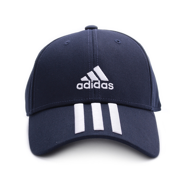 ADIDAS 3-STRIPES 棒球帽 深藍 GE0750