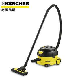 德國凱馳 KARCHER 專業型真空吸塵器 T12/1  ★四層過濾系統避免空氣二次汙染