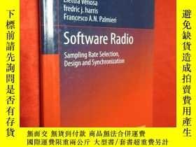 二手書博民逛書店Software罕見Radio: Sampling Rate S