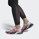 【雙12折後$3980】adidas X9000L4 女鞋 運動 休閒 慢跑 透氣 靈活 支撐 抓地力 穿搭 愛迪達 米紅 FW8406