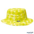 [好也戶外]mont-bell GTX PRINT大圓盤帽/淺黃 No.1128586