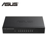 華碩 ASUS 超節能 隨插即用 8埠 Gigabit 網路交換器 GX-U1081