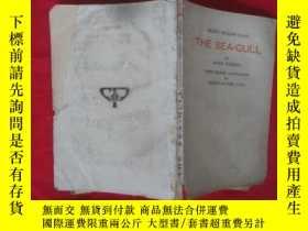 二手書博民逛書店《THE罕見SEA-GULL》(歐美名劇選 海鷗) 民國25年初版Y9008 商務印書館 出版1936