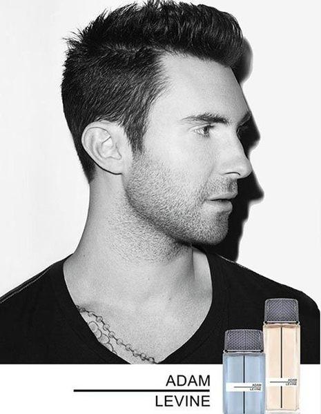 Adam Levine 魔力紅 亞當·李維 同名男性淡香水100ml TESTER◐香水綁馬尾◐