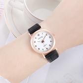 兒童手錶 韓版時尚夜光兒童手錶女孩男生中小學生女童錶防水電子石英錶簡約
