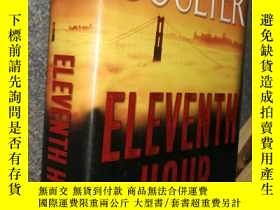 二手書博民逛書店Eleventh罕見Hour (An FBI Thriller)