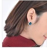 方形耳環(無耳洞用)