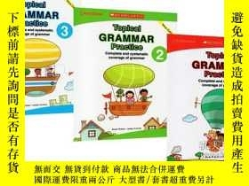 二手書博民逛書店Topical罕見Grammar Practice 1-3低年級