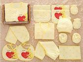 雙12狂歡購 新生嬰兒純棉保暖衣服禮盒套裝秋冬季滿月初生寶寶送禮物必備用品