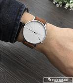 手錶男學生韓版簡約時尚潮流男錶個性創意情侶石英腕錶原宿風『韓女王』