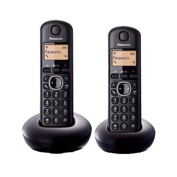 【高士資訊】PANASONIC 國際牌 KX-TGB212TWB DECT 數位 無線電話 子母機 TGB212 黑色