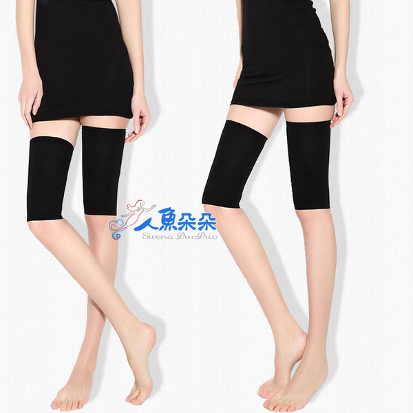 大腿襪套 外銷日本加壓彈性大腿套 緊身 顯瘦 彈性 告別大象腿 現貨☆米荻創意精品館