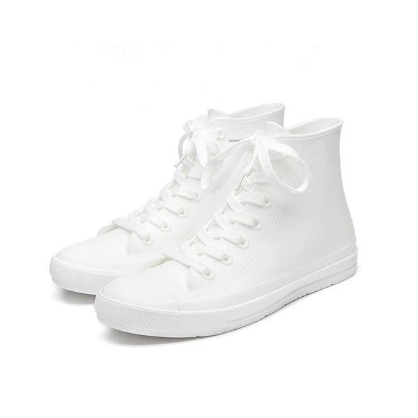 雨鞋女韓國可愛時尚雨靴