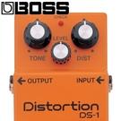 【非凡樂器】BOSS DS-1 失真破音 過載效果器 /  公司貨保固