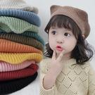 【童】立體耳朵針織毛線帽 韓版可愛針織帽 10色【E297493】