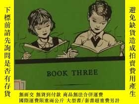 二手書博民逛書店LEARNING罕見ENGLISH.book three---[