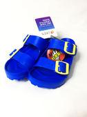 LOTTO 兒童鞋 透氣拖鞋 (藍) 透氣排水拖鞋 懶人鞋  LT8AKS6326【 胖媛的店 】