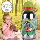 美國i.d.gear兒童水壺/不鏽鋼/幼童水瓶水杯-足球小子370CC B-2ST142