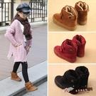 兒童棉鞋女童鞋男童冬鞋冬季加絨加厚保暖鞋子寶寶二棉鞋 『尚美潮流閣』