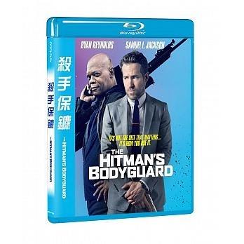 殺手保鑣 BD The Hitman's Bodyguard 免運 (購潮8)