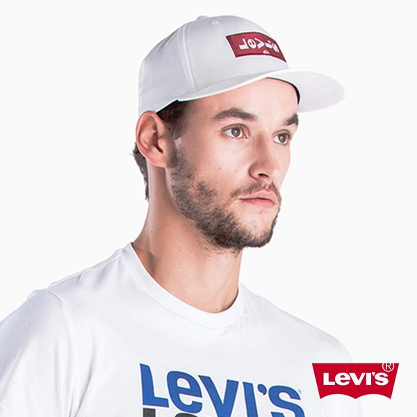 Levis 男女同款 / 可調式棒球帽 / Lazy Tab Logo