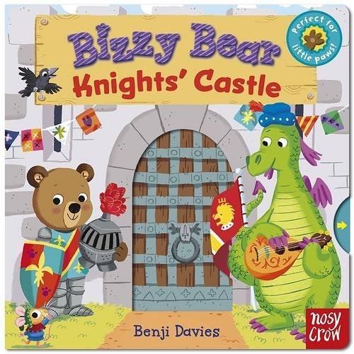 Bizzy Bear:Knights' Castle 城堡騎士熊熊新奇操作書(英國版)