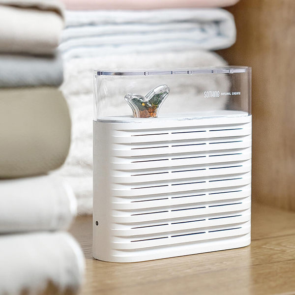 除濕機 可循環小巧除濕器學生宿舍小型迷你家用臥室便攜防潮抽濕機 - 雙十一熱銷