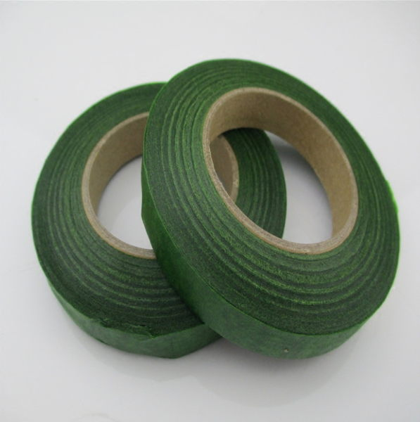 DIY手工花環膠布環保膠布多色可選髮飾髮夾裝飾飾品配件─預購CH5737