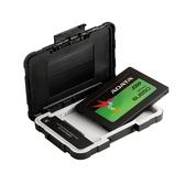 威剛 1TB SSD 固態硬碟+ED600 外接盒 USB3.2 2.5吋防水防震行動硬碟