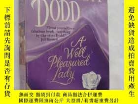 二手書博民逛書店a罕見well pleasured lady《愉悅的女人》言情小