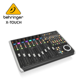 BEHRINGER X-TOUCH 專業數位混音器 (以太網/ USB / MIDI接口)
