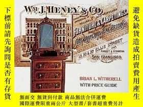 二手書博民逛書店Late罕見19th Century Furniture by