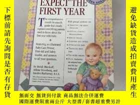 二手書博民逛書店WHAT罕見TO EXPECT THE FIRST YEAR第一年是什麽樣的呢【原版 庫存】Y6318 Hei