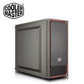 Cooler Master 酷碼 MasterBox E500L 電競機殼(紅)