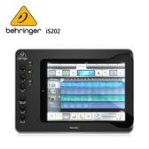 BEHRINGER iS202 錄音介面 (具有音頻、視頻和MIDI連接功能)