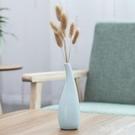 花瓶 創意干花小清新陶瓷擺件簡約日式插花...