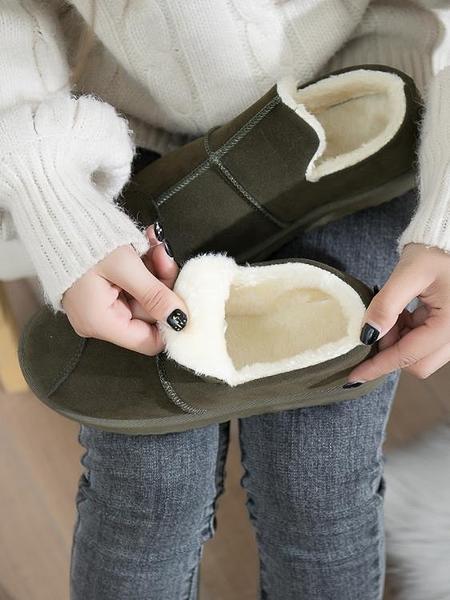 冬季新款冬鞋保暖雪靴