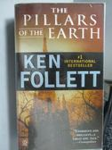【書寶二手書T7/原文小說_MKW】The Pillars of the Earth_Ken Follett