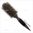 SALON美髮原木鬃毛圓梳(PRO-180XL)-單支[24802]