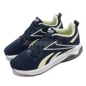Reebok 慢跑鞋 Liquifect 180 Spring AP 藍 黃 女鞋 運動鞋 【ACS】 FW4851