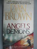 【書寶二手書T1/原文小說_JNB】Angels & Demons_Dan Brown