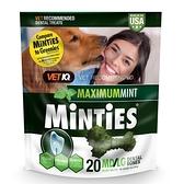 【MiNTiES猛特斯】清新低脂潔牙骨M/L 16oz(20入) VM-22