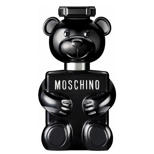 Moschino TOY BOY 熊芯未泯男性淡香精 黑色泰迪熊香水 50ml