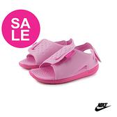 【出清下殺】NIKE涼鞋 童鞋 防水涼鞋 童涼鞋 寶寶涼鞋 運動型防潑水涼鞋 P7088#粉紅◆奧森