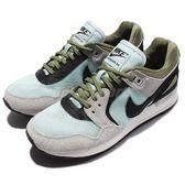 【六折特賣】Nike 復古慢跑鞋 Wmns Air Pegasus 89 藍 黑 麂皮鞋面 運動鞋 女鞋【PUMP306】 844888-403