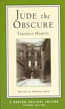 二手書《Jude the Obscure: An Authoritative Text : Backgrounds and Contexts Criticism》 R2Y ISBN:039397278X