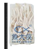 1H4A【魚大俠】SD046珍珍冷凍調味魷魚頭(1.4kg/包)#魷魚鬚
