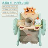 寶寶搖搖馬塑料兩用帶音樂兒童6-12個月益智玩具0-1嬰兒木馬搖椅XSX