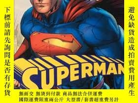 二手書博民逛書店Superman:罕見The Ultimate Guide to